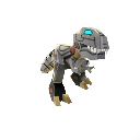 Mascote GRIMLOCK
