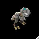 Mascota GRIMLOCK