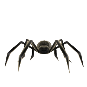 Alan Wake&#39;s spider toy Prop
