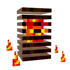 Cubo de magma do Minercraft
