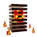 Cube de magma Minecraft