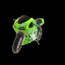 Sport-Motorrad