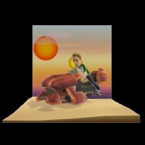 Sand Glider