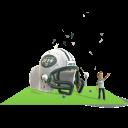 Jets Inflatable Helmet
