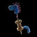 Accessoire Cheval bâton