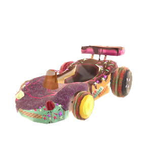 Vanellope&#39;s Racer