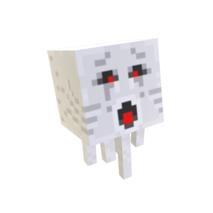 Minecraft Familier Ghast 