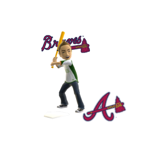 Braves Home Run