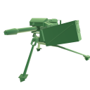 Deployable Machine Gun 