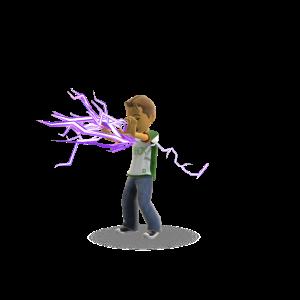 Epic Thunder Sorcery - Purple