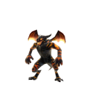 Mascota Balrog