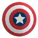 Captain Americas Schild