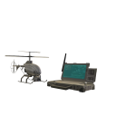 Dron reconocimiento