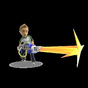 Blast Energy Cannon