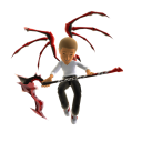 Toy Scythe and Wings