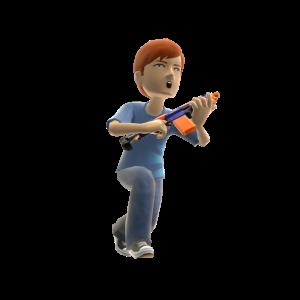 Nerf Rapidstrike Toy Blaster
