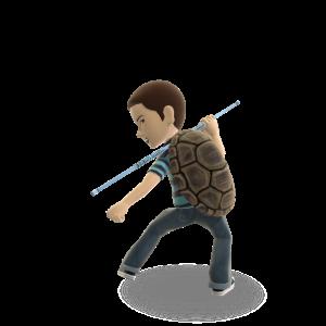 Donatello Toy Bo Staff