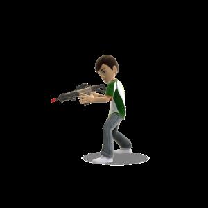 Toy Rifle Run