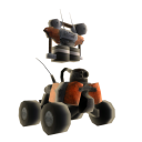 Carro-bomba telecomandado