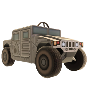 Army Humvee