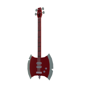 Marceline's Axe Bass