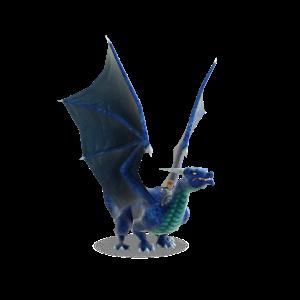 Dragon's Breath - Blue