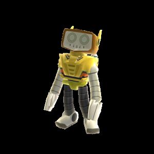 Kinect 러시 로봇 인형