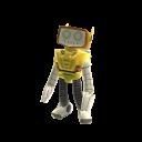 Jouet robot Kinect Héros