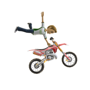 Motocross Freestyle - Red