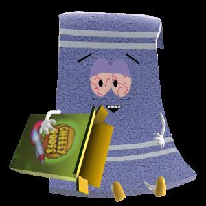 Towelie Prop