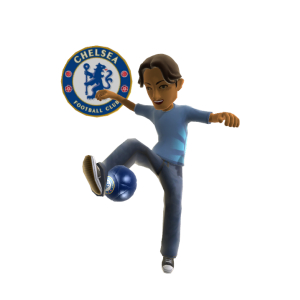 Chelsea FC Freestyle Goal