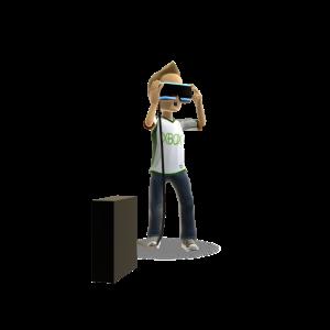 Virtual Reality Wear