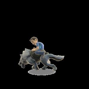 Wolf Rider - Super
