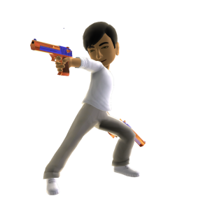 Toy Gun Fu 2