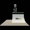 Dew Tour Skate Park