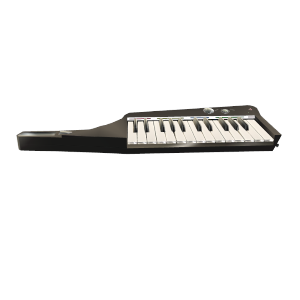  Rock Band Keyboard