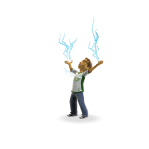 Mega Thunder Sorcery - Blue