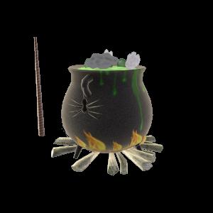 Cauldron Prop