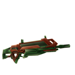 Inversion Toy Assault Rifle