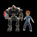 Guard Robot