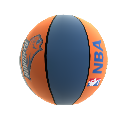 Balon de basketball Charlotte