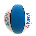 Balon de basketball LA Clippers