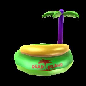 "Floating ""Dead Island"""