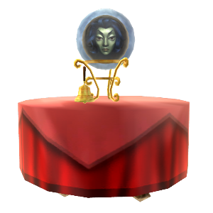 Madame Leota's Crystal Ball