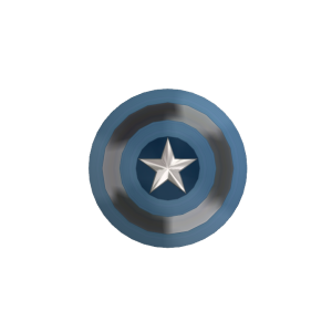 Captain America's Stealth Shield