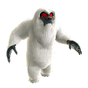 Miniature Matterhorn Yeti 