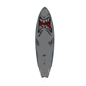 Shark Surfboard