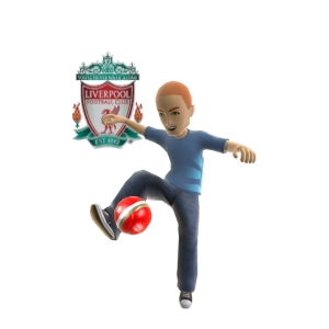 Liverpool FC Freestyle Goal