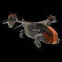 Deus Ex: Human Revolution VTOL
