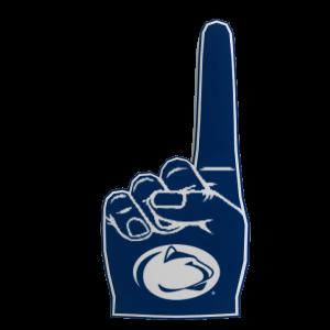 Penn State Foam Finger